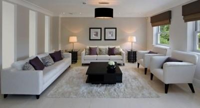 neutral tone living room (Getty / Peter Mukherjee)