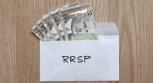 RRSP withdrawal