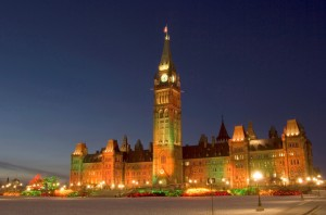 Christmas in Ottawa (Getty / Ingram Publishing)