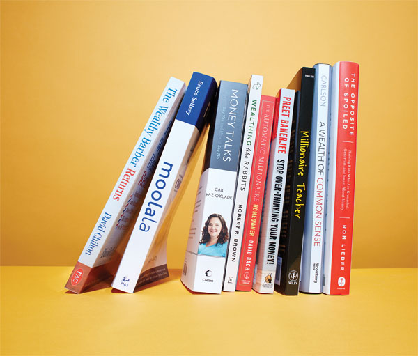 9 personal finance books you need to read now