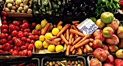 Full Frame Shot Of Various Vegetables For Sale (Florian Fodermeyer / EyeEm/Getty Images)