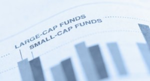 Large-Cap Funds and Small-Cap Funds (Tetra Images/Getty Images)