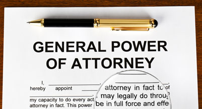 power of attorney office