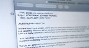 Spam - Urgent Business Proposal