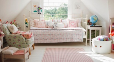 Child's bedroom (Getty Images : Daly and Newton)