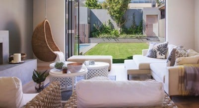 Living room garden (Getty Images : Caiaimage:Martin Barraud)