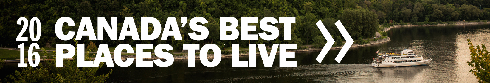 Canada's Best Places to Live 2016