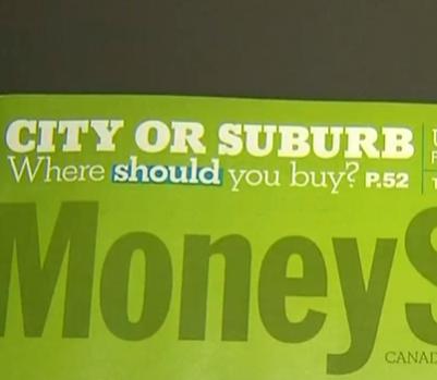 City vs suburbs