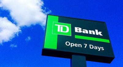 TD bank_401