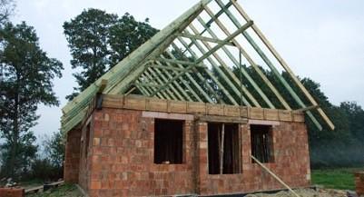 House construction (Freeimages.com)