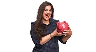 How I did it piggy bank portfolio makeover