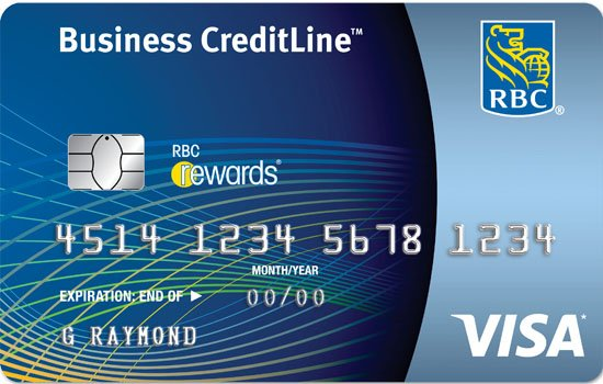 Canadas best business credit cards of 2016 the best low rate business credit card rbc visa creditline for small business reheart Gallery