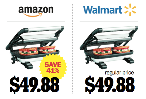 Why some online sales are a lie: Amazon vs. Walmart