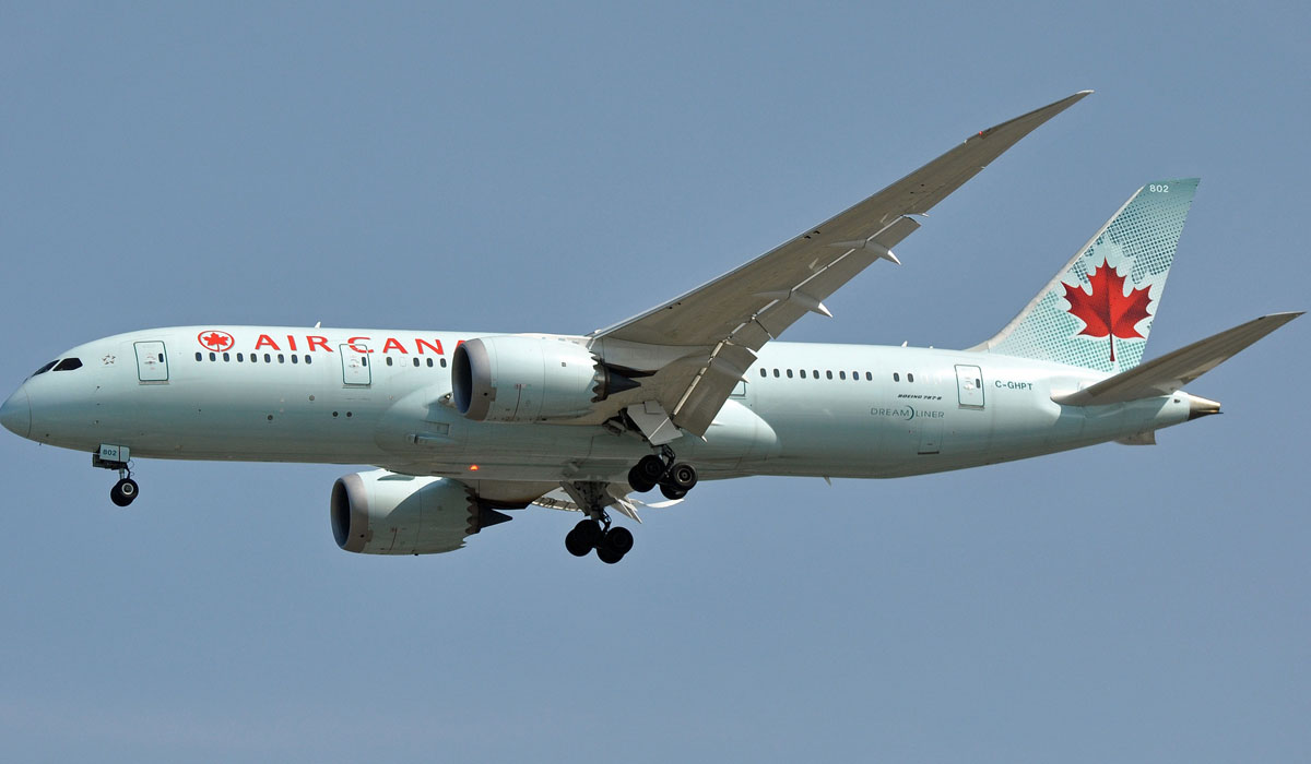 Air Canada says mobile app breach may affect up to 20000 customers