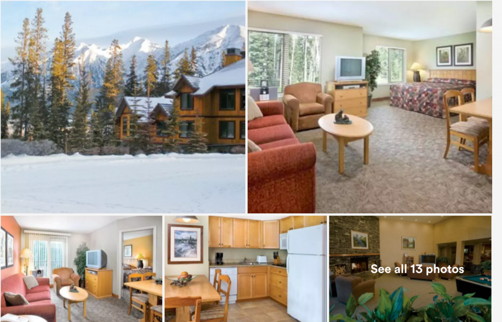 Luxury Canmore Airbnb