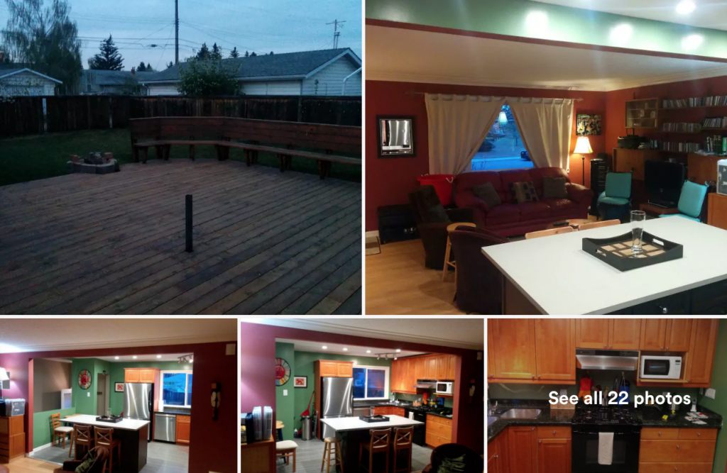 Luxury Airbnb Calgary