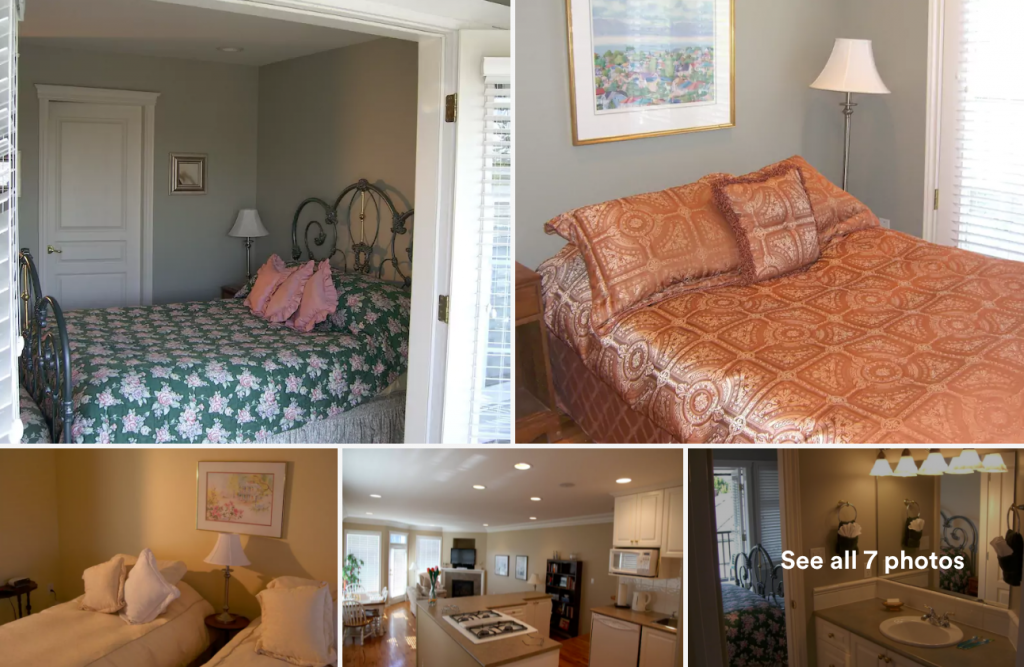 Luxury Victoria Airbnb