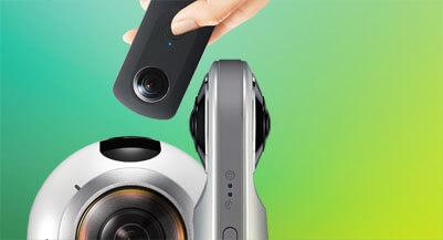 best 360 cameras