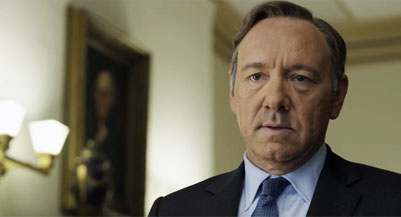 buying a home - house of cards Frank Underwood