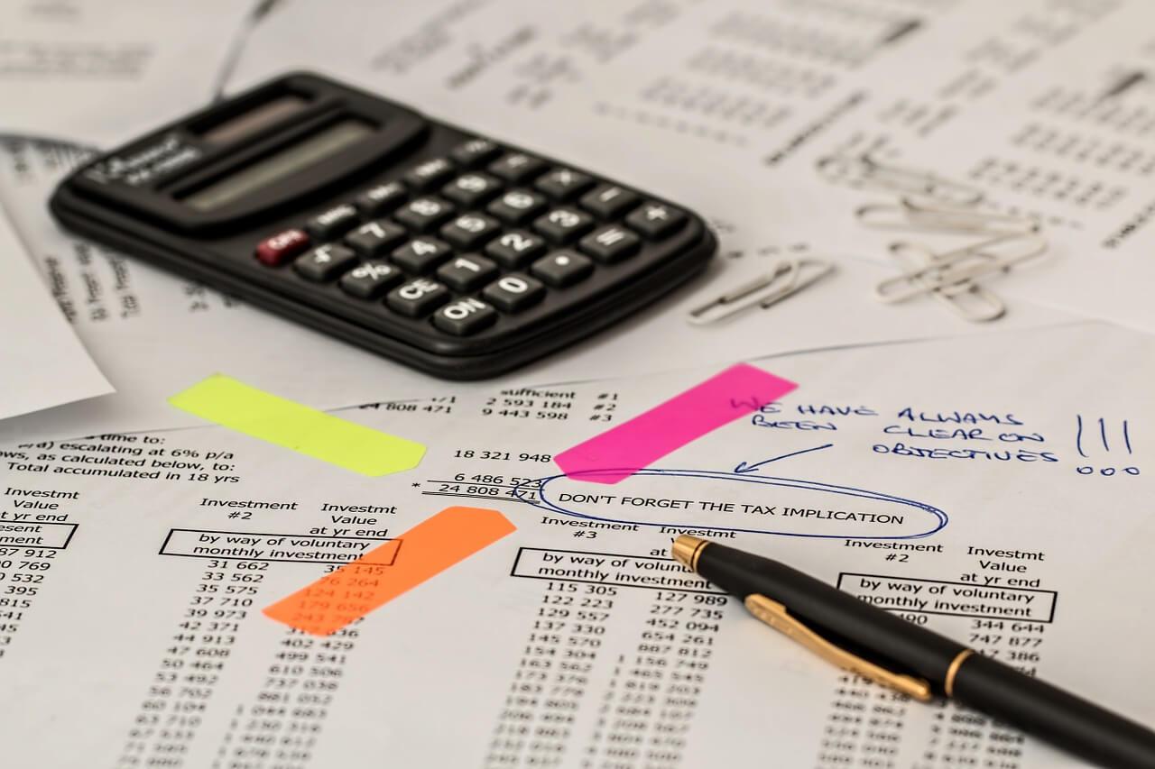 Tax implication tfsa