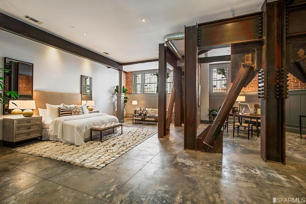 Inner city church conversion homes show off unique space potential - Homes in old churches ...
