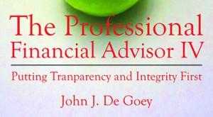 professional financial advisor