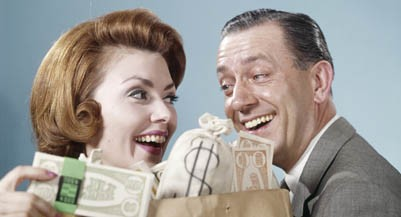 couples money lying secrets