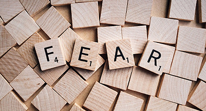 investing fear