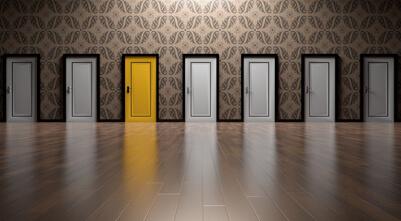 investing - doors - 401