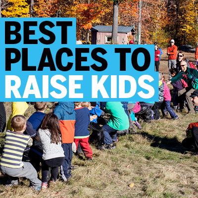 Best Places to Raise Kids