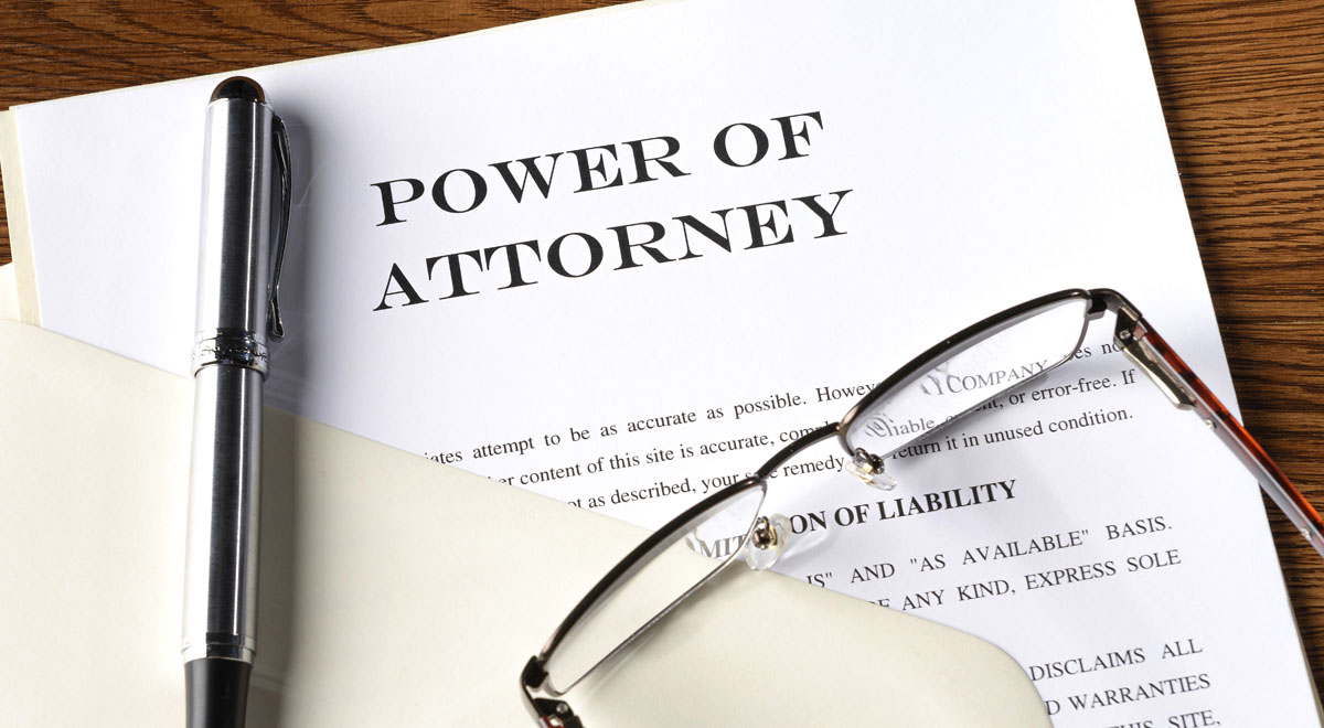 What Can A Power Of Attorney Claim From The Estate Moneysense