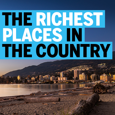 Richest Place in Canada