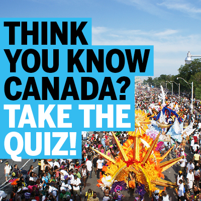 Think you know Canada?