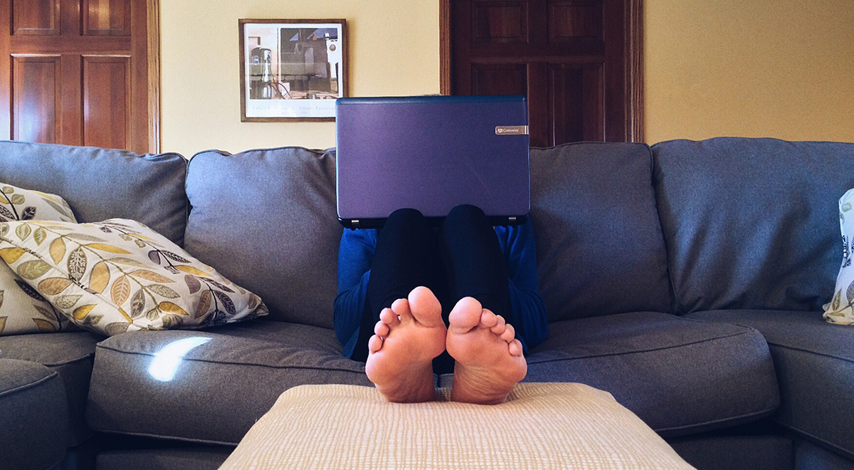 couch potato computer