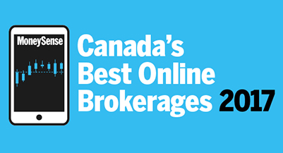 Canadian online brokerage comparison tool - MoneySense