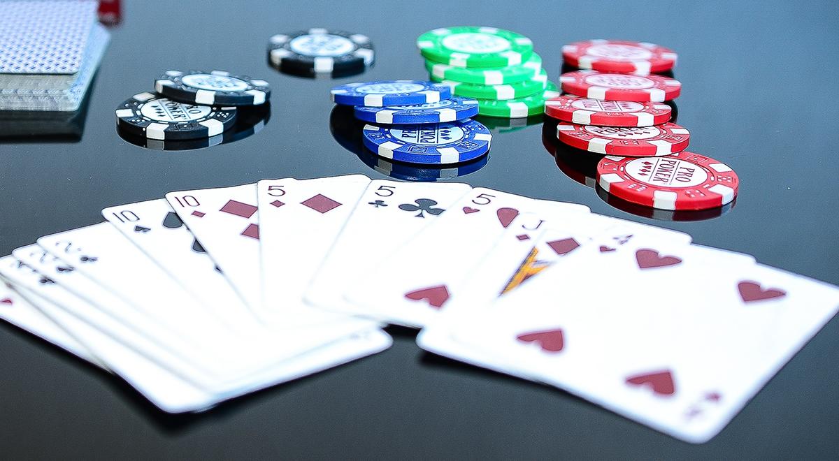 poker game - 1200