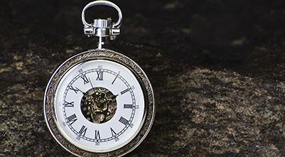 clock - time