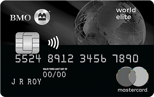 BMO World Elite Mastercard EN
