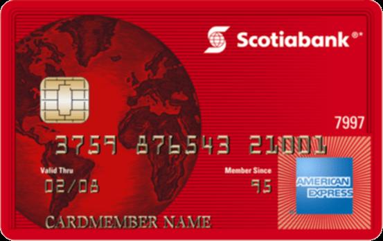 scotiabank american express