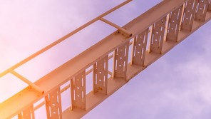 ladder leading up to represent laddering annuities