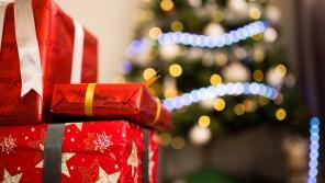 christmas gifts tree