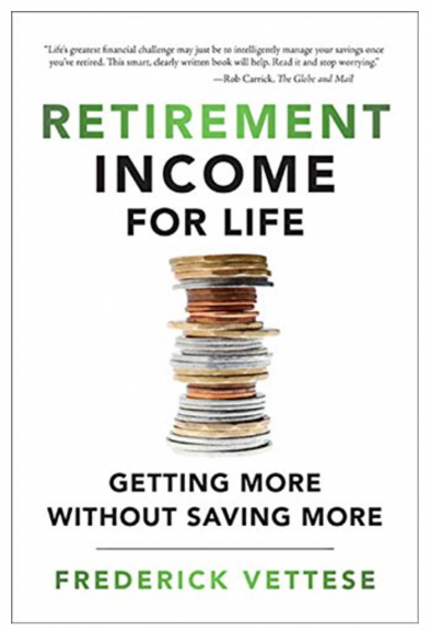 Book Review Retirement Income For Life By Fred Vettese