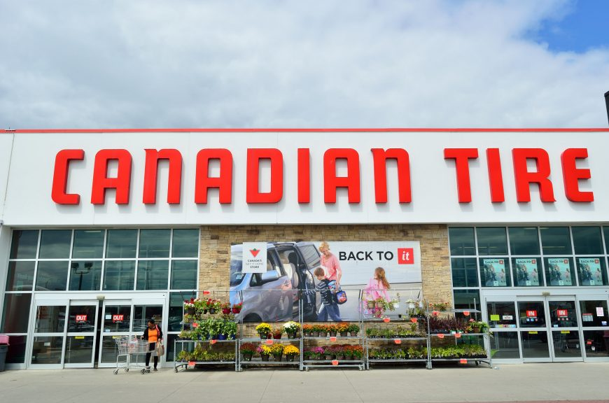 Canadian Tire Mastercard >> Canadian Tire Is Expanding Its Loyalty Program To Multiple