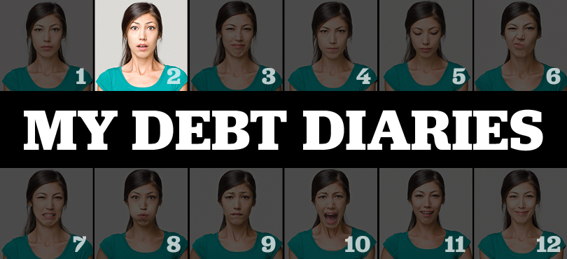 The Debt Diaries Step Two Accept That A Greater Power Will Restore My Sanity