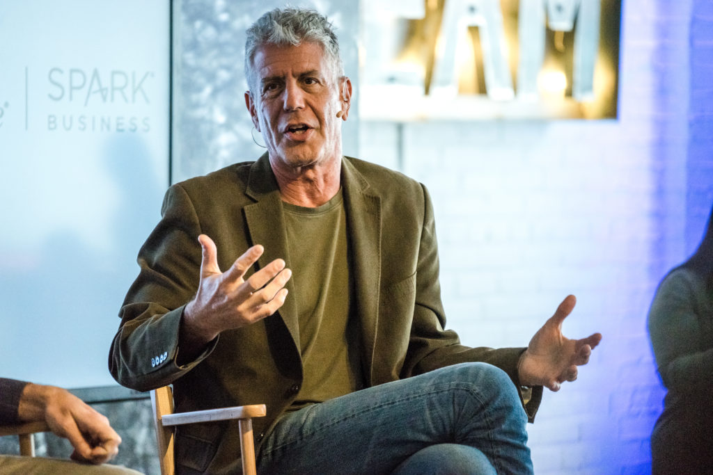 anthony bourdain loyalty points