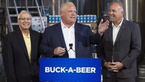 buck-a-beer in ontario