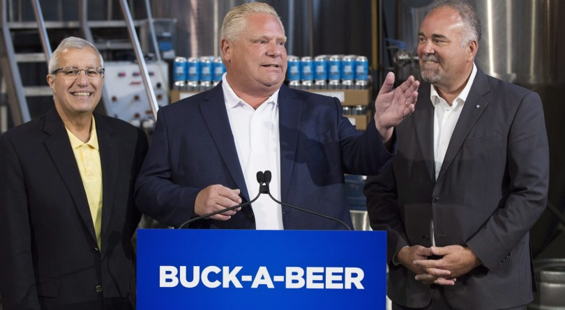 Buck-a-beer details confirmed, Ontario brewery announces participation
