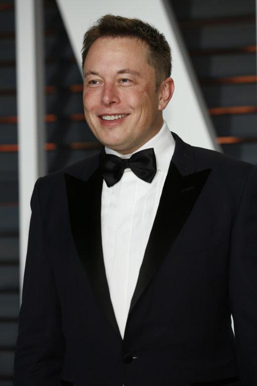 Elon Musk Tesla Stock