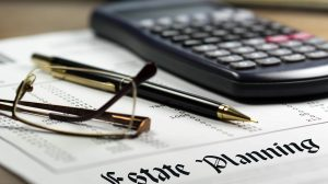 asset allocation investment estate taxes