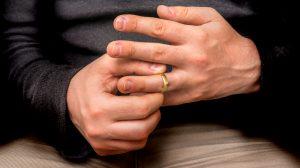 separation agreement ex spouse estate
